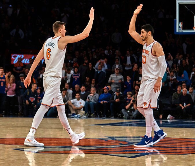 Evaluating the New York Knicks a quarter way through the NBA season