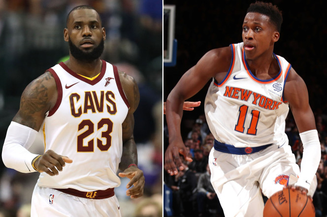 Knicks made the right decision…. LeBron iswrong