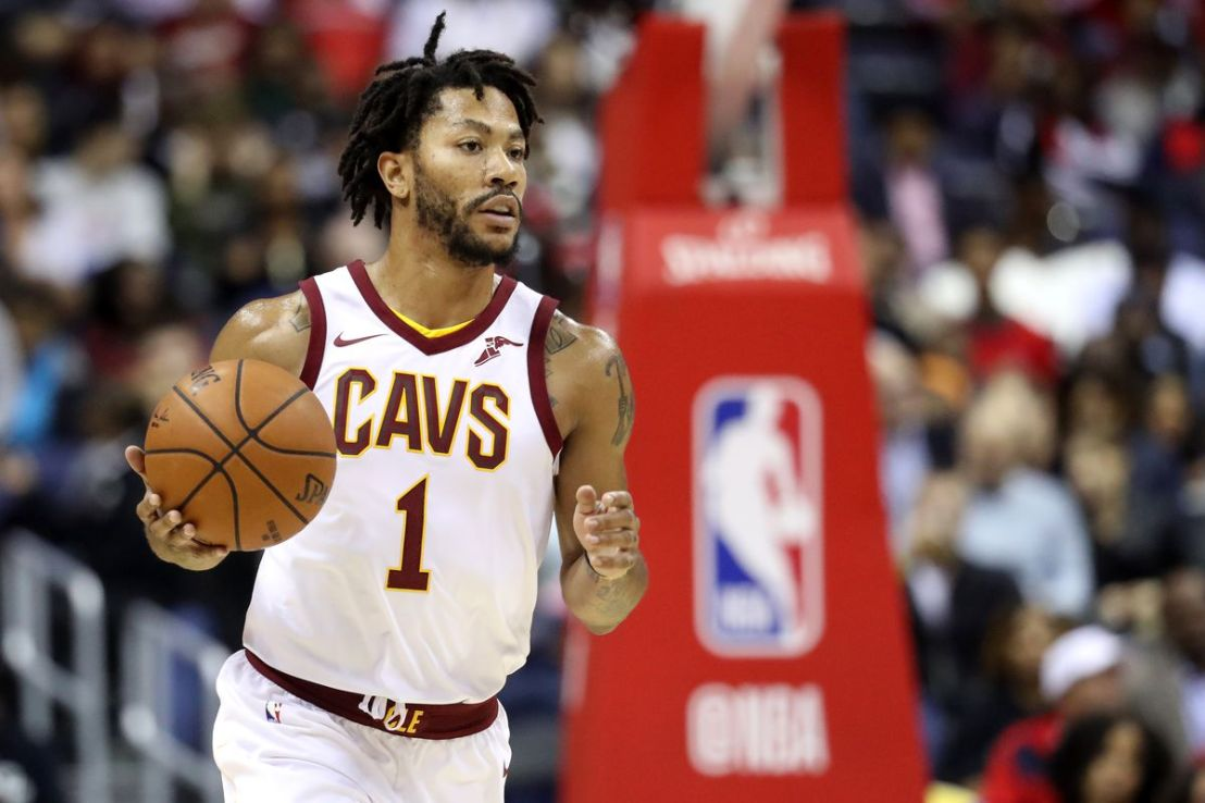 Derrick Rose takes leave of absence from Cavs