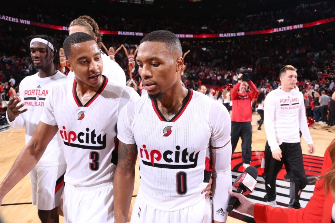 The Portland Trail Blazers: Stuck in theMiddle