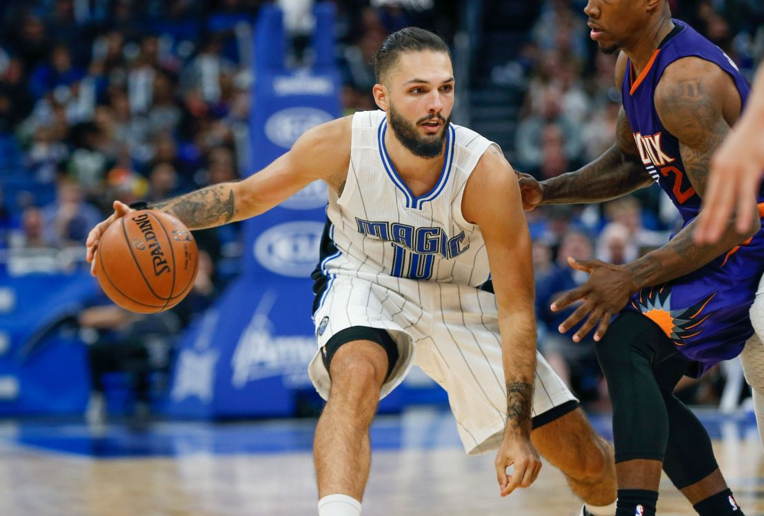 Five Potential Fits For the Magic's Evan Fournier