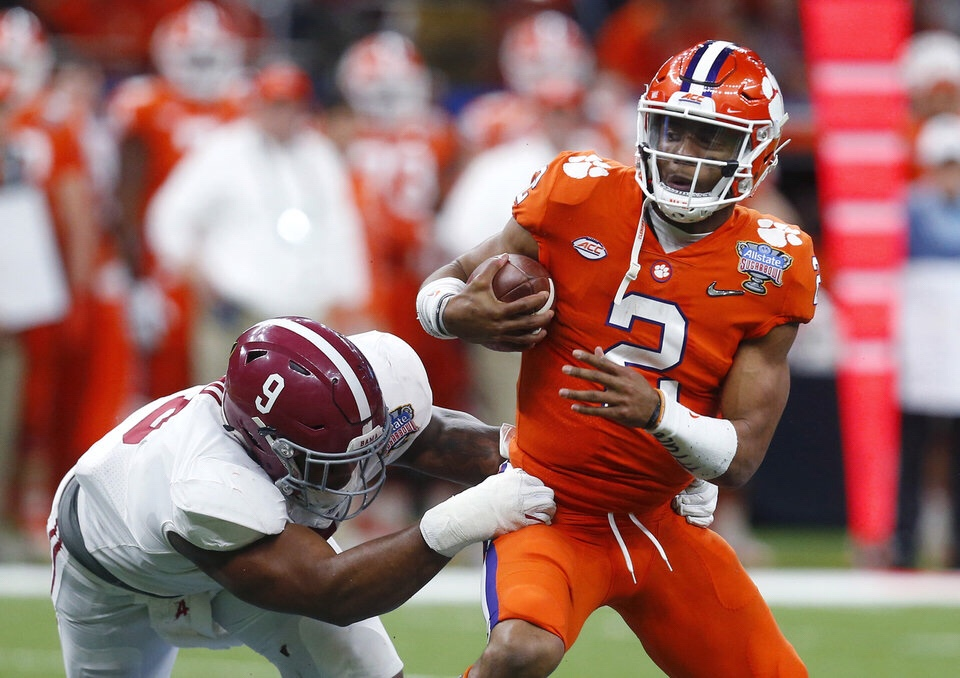 Humbling Defeat Should Serve as Learning Moment for Clemson'sBryant