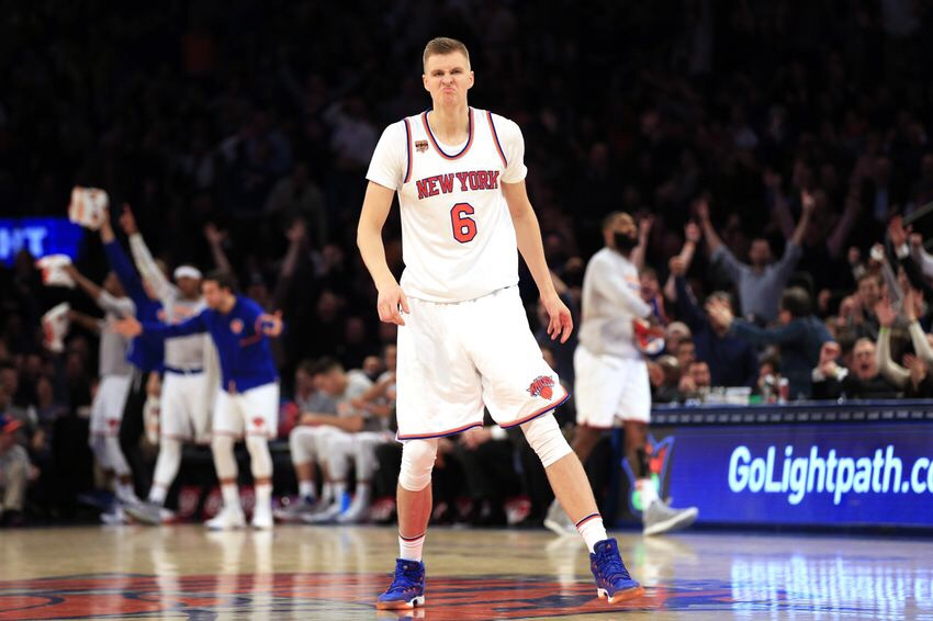 What's wrong with Kristaps Porzingis? A look at the Knicks star recentstruggles