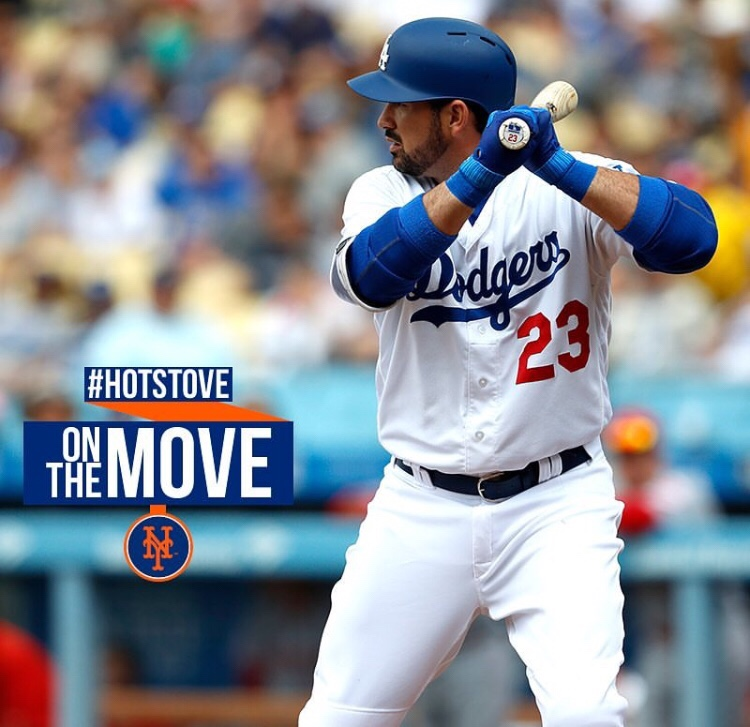 Mets to Sign Adrian Gonzalez- Good Move or Cheap Move?