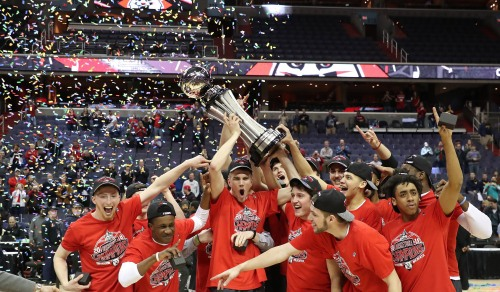 USP NCAA BASKETBALL: ATLANTIC 10 CONFERENCE TOURNA S BKC USA DC