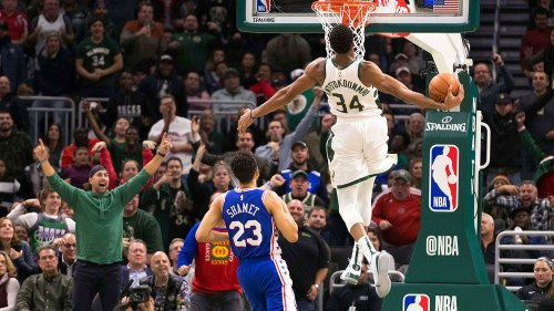 giannis cock back
