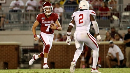 NCAA Football: South Dakota at Oklahoma